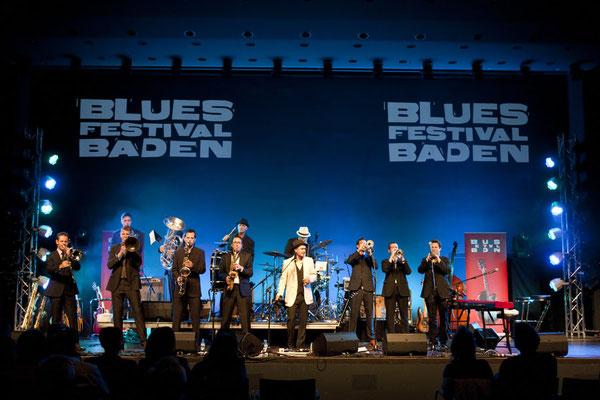 Ed Elastic feat. Benno Ernst am Bluesfestival