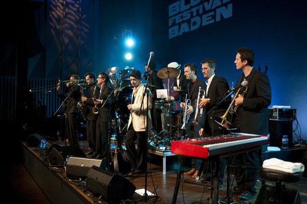 Grosses Kino: Ed Elastic und Benno Ernst am Bluesfestival