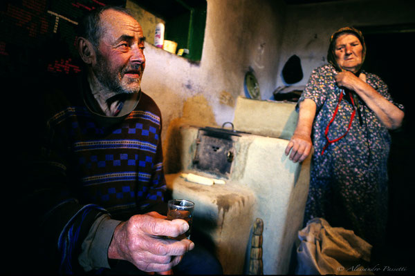 """Do you want a drink?"" - Focuri, remote small village in the East of Romania"