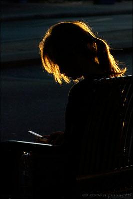 Typing in Fremantle, Western Australia