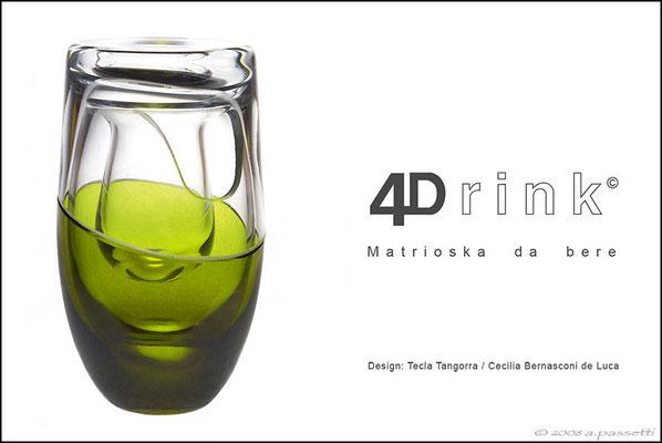 """4Drink"" by Tecla Tangorra and Cecilia Bernasconi de Luca architects"