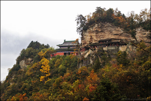 The Southern Grotto Palace, Wudangshan
