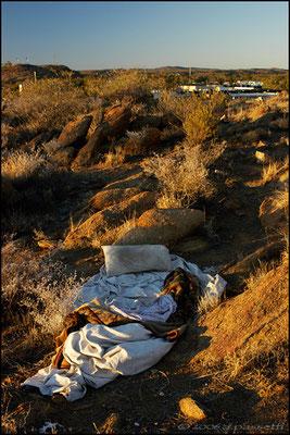 """""""1000 stars bed"""" - Alice Springs"""