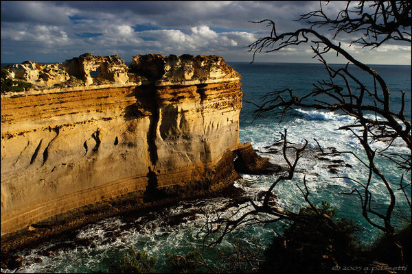 Along the Great Ocean Road, Australia