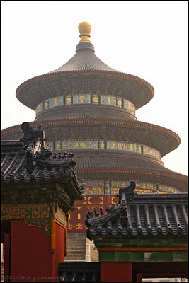 Hall of Prayer for Good Harvests at the Temple of Heaven, Beijing