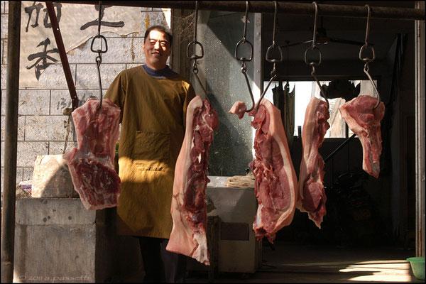 """""""The butcher"""", Qufu"""