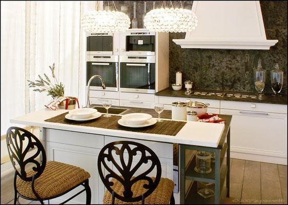 "Kitchen realized by ""Dimensione Casa"", Ponsacco (Pisa)"