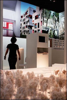 Architecture exhibition, Berlin