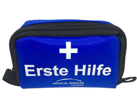 kompaktes Erste Hilfe Set