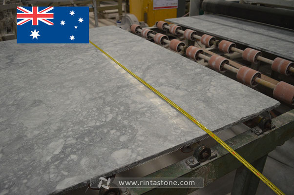 Our stones export to Australia,there are more clients repeat orders from us.