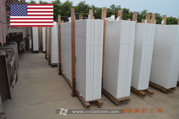 Our stones export to USA,there are more clients repeat orders from us.