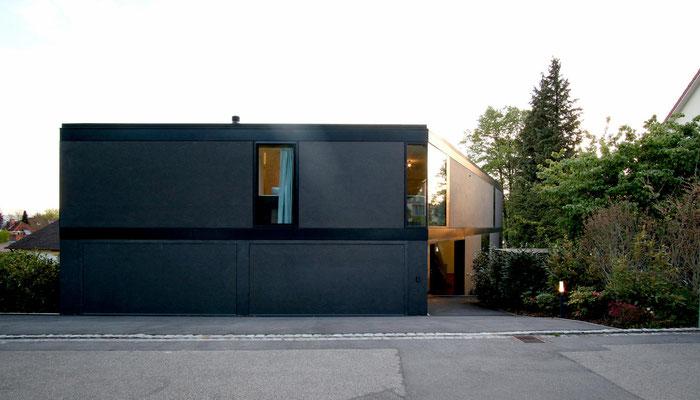 Haus in Lörrach mit integrierter Garage