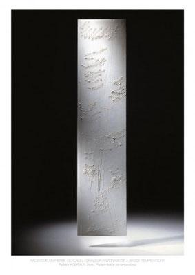 Chauffage électrique : Véritable sculpture, chaque radiateur CINIER apporte un confort de chauffage exceptionnel.
