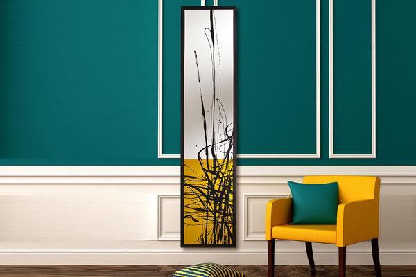 Chauffage électrique :  Votre intérieur possèdera une véritable oeuvre d'art n'ayant aucunement l'apparence d'un radiateur électrique.