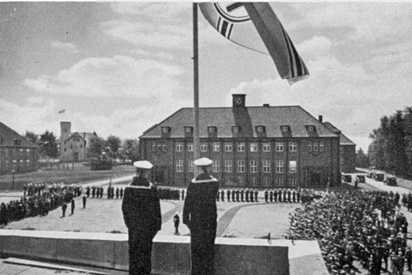 5. Schiffsstammdivision - Eckernförde.