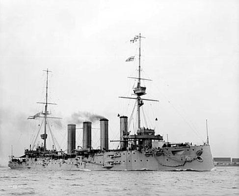 """""""HMS Good Hope""""."""