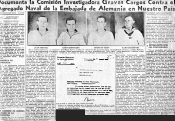 Inzwischen wurde auch in der argentinischen Presse über die Repressalien berichtet.