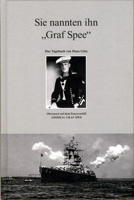 Das veröffentlichte Tagebuch von Hans Götz.