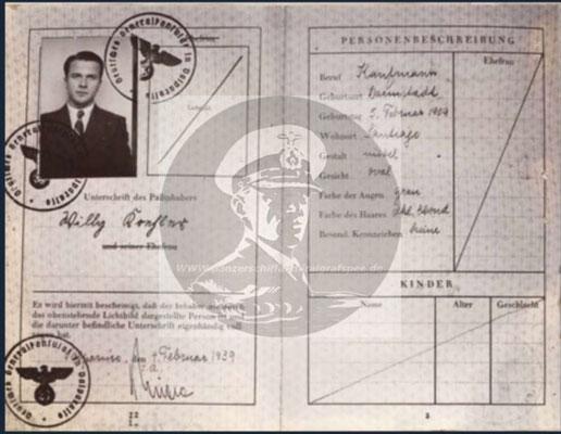 Walter Kempe - alias Köhler, alias Mertens.