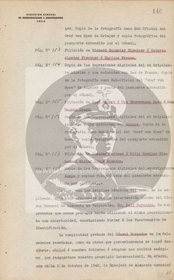 Chilenische Dokumetation - II.