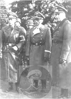 J. Dalldorf, W. Best, H. von Hanneken.