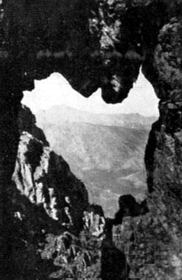 """Lan Ventana"" - das Fenster."