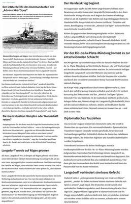 """""""Ostsee Zeitung"""" - 05. August 2019."""