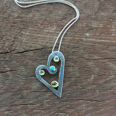 custom mother's necklace