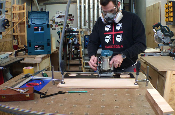 Routing using my compact router