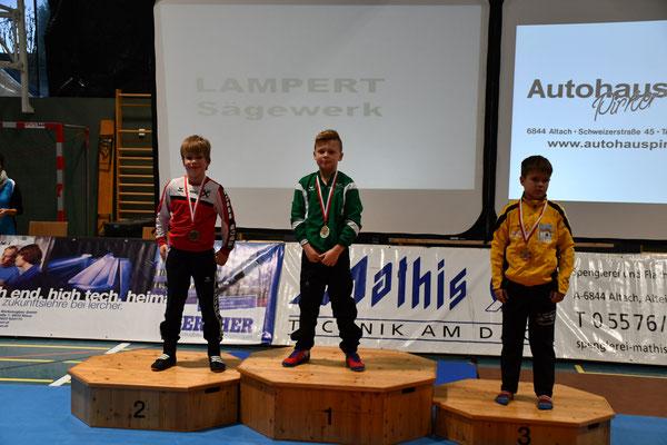 2. Platz: Florian Liebensteiner