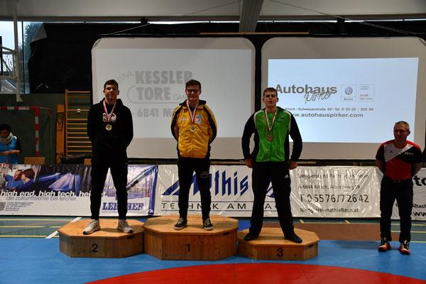 2. Platz: Arturs Saulitis