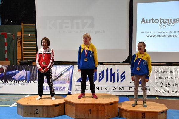 2. Platz: Sophia Meraner