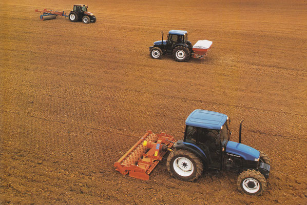 Ford New Holland TS Serie