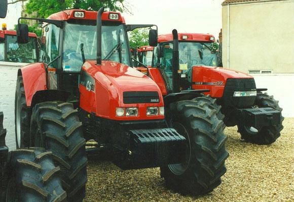 Case IH CS 150 und MX 135 (Classic Tractor Magazine)