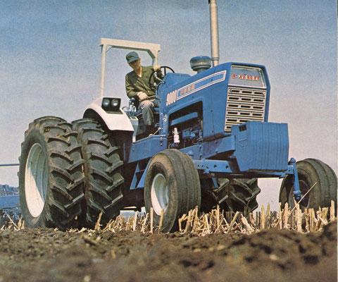 Ford Traktor 9000