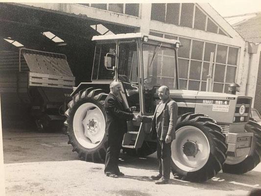Renault Traktor 1181-4