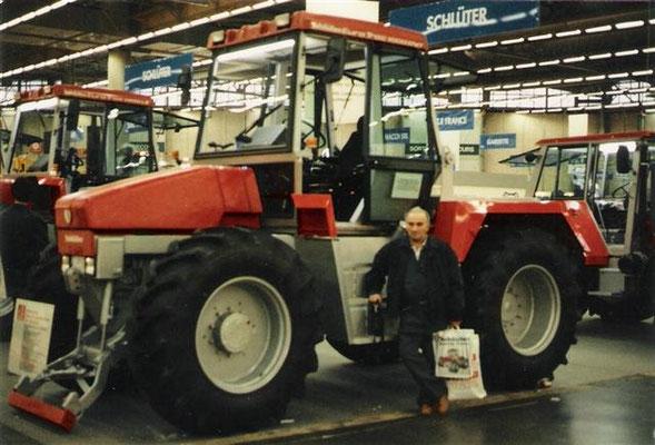 Schlüter EuroTrac Prototyp