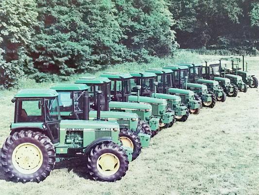 John Deere Traktoren der Serie 40