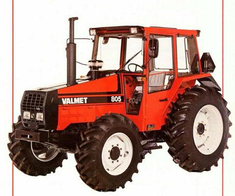 Valmet Traktor 805