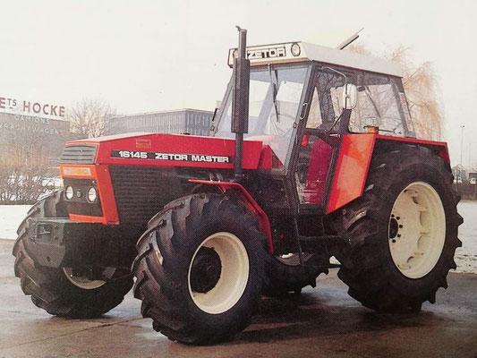 Zetor Master 16145 Turbo