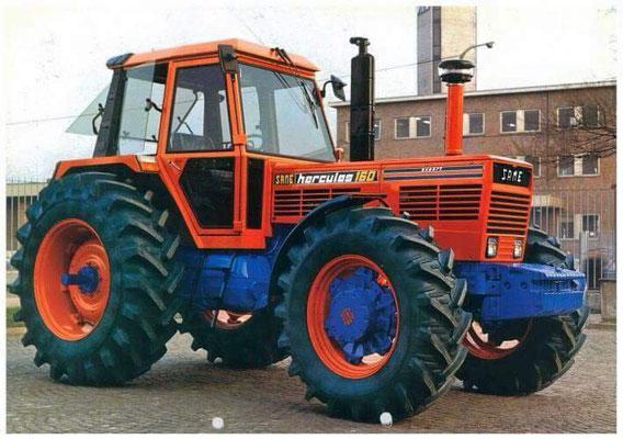 Same Hercules 160