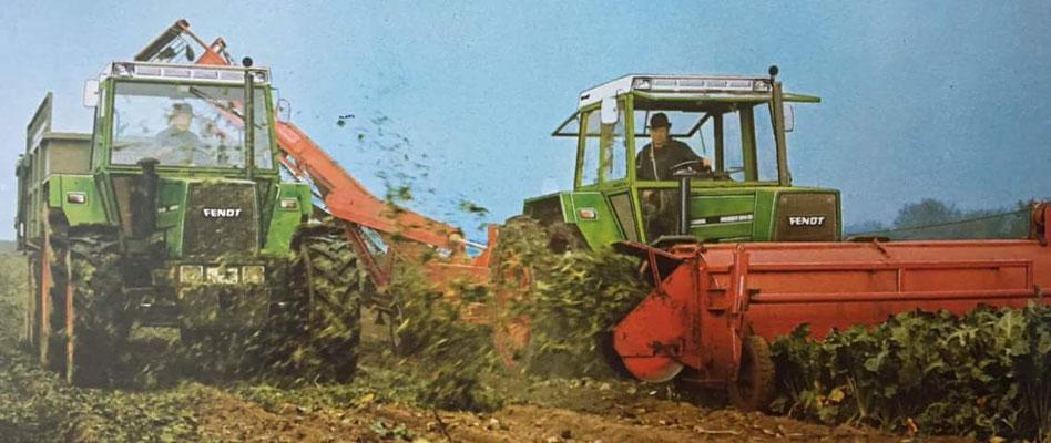 Fendt Favorit 600 Traktoren