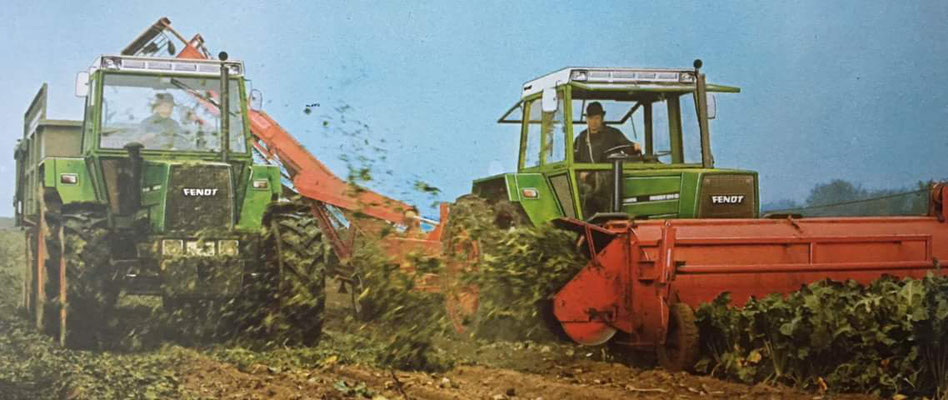 Fendt Favorit 600 Traktoren