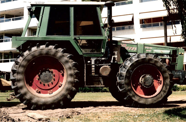 Fendt Nasenbär 626LS