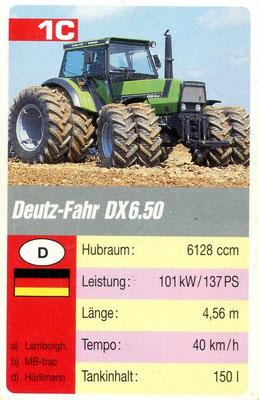 Deutz DX 6.50 Quartett