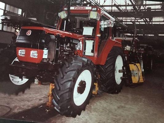 Fiat Werk Traktoren