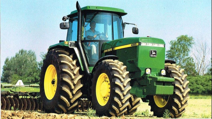 John Deere 4955 Traktor