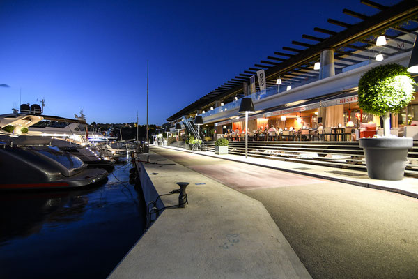Port Adriano, luxury port