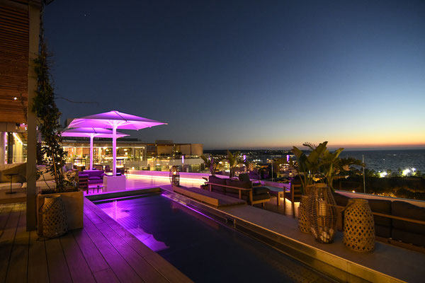 5 star roof top luxury
