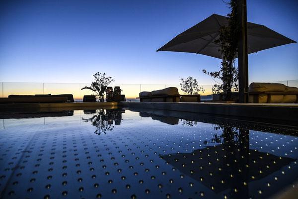 Roof top pool, Palma de Mallorca